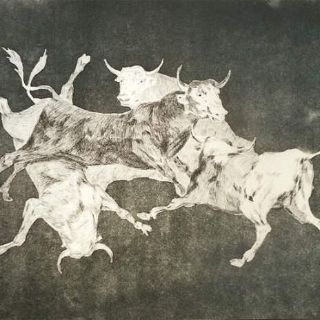 Omaggio A Goya