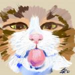 Rexie il gatto emoji