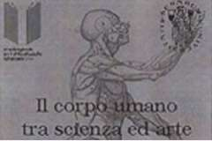 Il corpo umano tra scienza ed arte